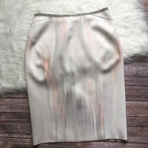 2be6d5cb4 Elie Tahari Skirts - Elie Tahari Reversible Neoprene Pencil Skirt
